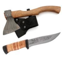 Ножи Топоры