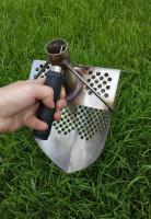 Скуп для поиска серия PRO Углер. сталь отв. 9 мм.
