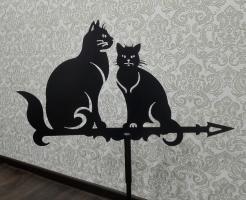 Флюгер Кошки