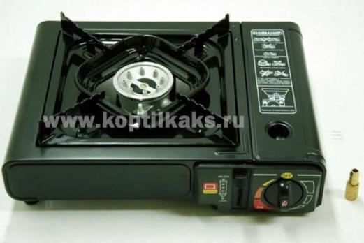 Газовая плита WOLMEX PGS-2,5SB1
