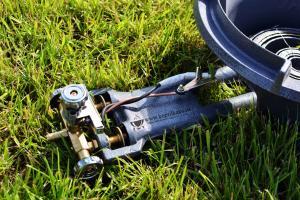 Газовая горелка WOLMEX 25 кВт CGS-25R1