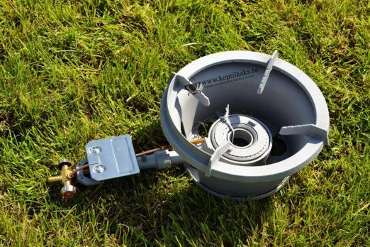 Газовая горелка 18 кВт