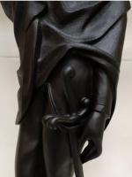 Каслинское литье скульптура Мефистофель Касли б/р