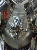 Рыцарь из нержавеющей стали