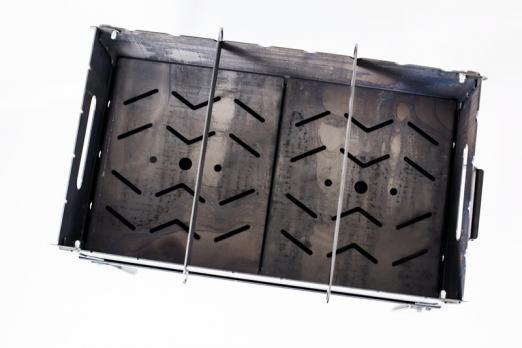 Мангал складной М(8) сталь