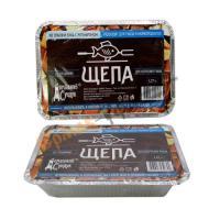Щепа для копчения мяса со специями в лотке (бук с чабрецом) 1,27л.