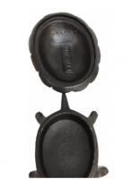 Шкатулка «Черепашка» Каслинское литье