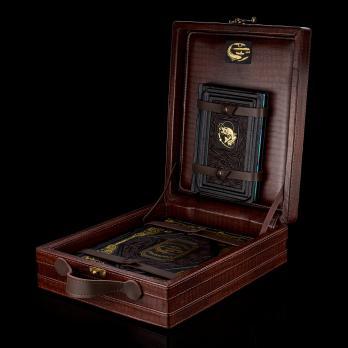 Подарочный набор с книгой «Русская охота»